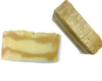 Ylang-ylang, lavender and geranium - SOAP face of apricot oil, argan, avocado and rosehip ultra-rich 8%