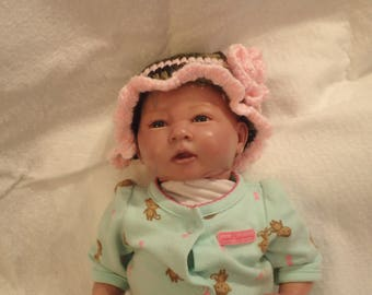 Adorable Camouflage and Pink hat