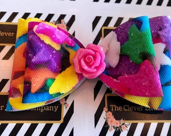 Big Star Sweeties Hair Bow