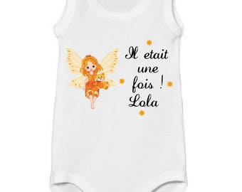 Tank top Bodysuit it was once personalized with name