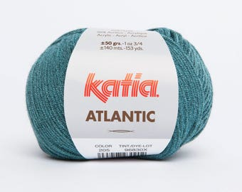 ATlantic from Katia 205 color wool
