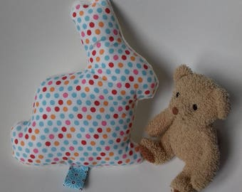 Toy wool Bunny for Easter