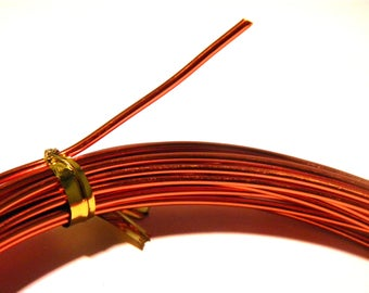 6 meters of aluminum wire in 1.5 mm-copper dark wire metal - wire - FF 1.5 MM - 8