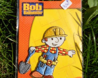 Coat BOB the Builder with iron shovel