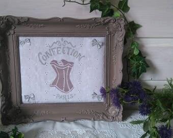 Romantic Antique patina