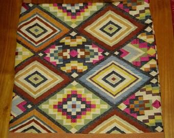 Colorful ethnic shoulder bag