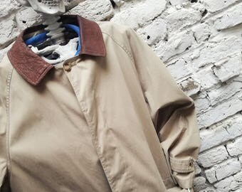 Trench coat vintage CYRILLUS