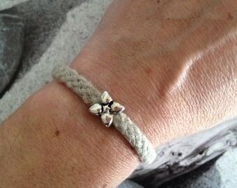 Bracelet, nature and flower