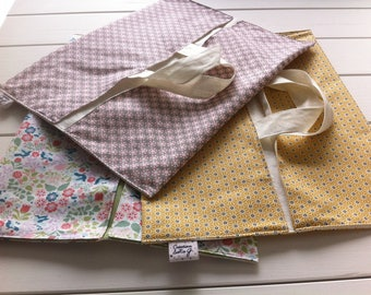 To order: bag for pie, fabric choice