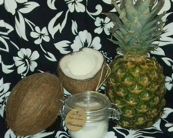 3rd soy wax candle