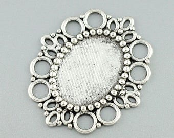 A great supports for cameo frame oval 43x37mm