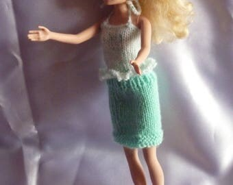 Clothes for Barbie doll