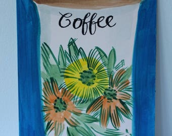 Coffee Teal