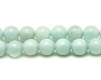 -Stone beads - 30pc Amazonite balls 2mm 4558550010599