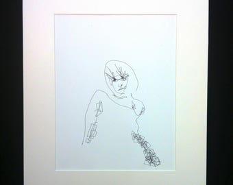 Eiffel - archival art print