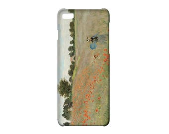 Case Cover Apple iPhone Claude Monet Coquelicots (detail)