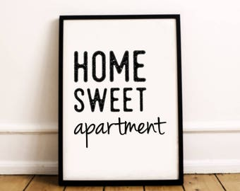 Apartment decor | Etsy