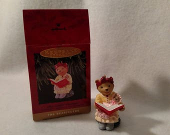 Hallmark Keepsake Ornament Bearnadette Bearinger