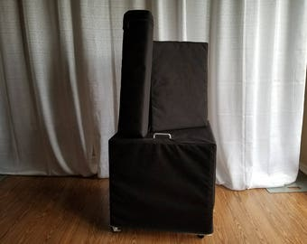 """Custom Bags for your """"Look Booth"""" photo booth"""