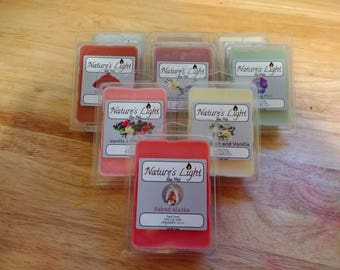 Wax Melts Multiple Scent Choices