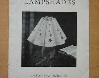 Lampshades Dryad Leaflet No.132
