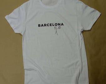 Barcelona Sant Jordi t-shirt