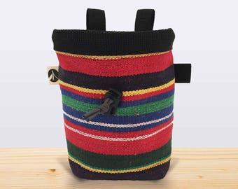 Chalk - Chalk bag - climbing bag / climbing / Boulder / block