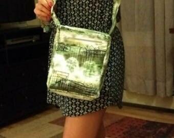 Garden Print Bag