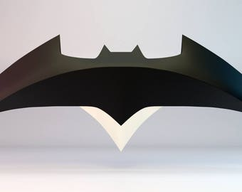 BvS Inspired Batarang Ver. 2