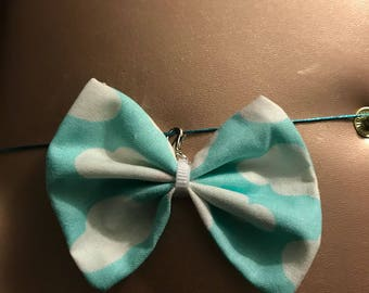 Clouds charm bow