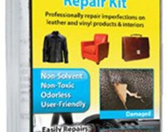 No Heat Liquid Leather and Vinyl Repair Kit