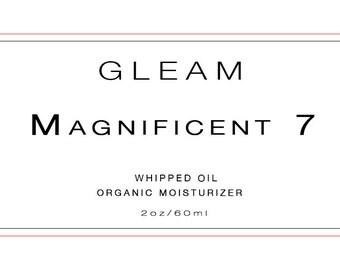 Whipped Oil Organic Moisturizer
