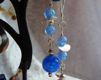Genuine MURANO glass earrings