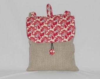 Backpack / nursery bag / kids bag / snack bag / blanket bag / bag plush