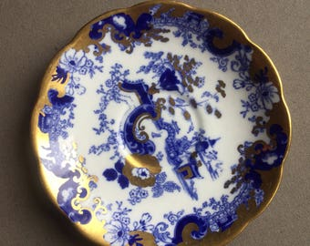 Royal Albert tea plate.