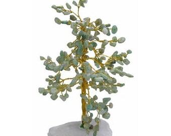 Tree of life 240 green aventurine stones