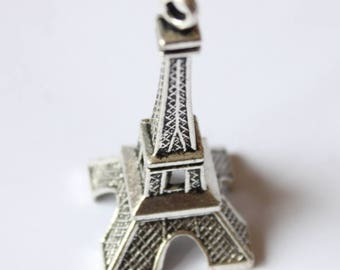 50 * 21 mm EIFFEL Tower charm pendant