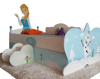 Snow Queen bed