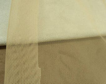 Fabric mesh flesh 165 CM