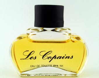 Vintage Mini Perfume Les Copains 0.17 oz 5 ml