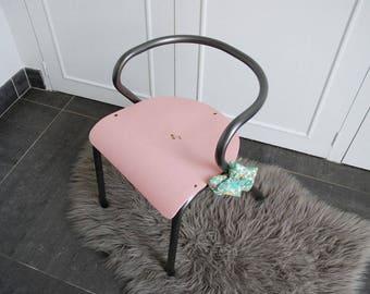 Chair vintage Gascoin kindergarten