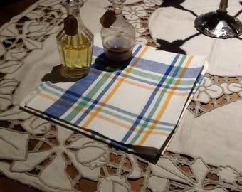 France, 4 Large Vintage French Kitchen Towels Tea Towels New Vintage,  Antique French Tea