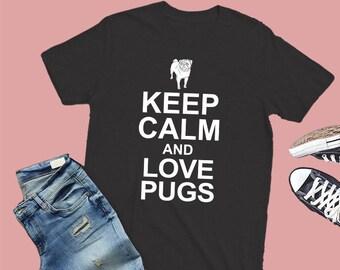 pugs shirt, pug lover shirt, pug lover, gift for pug lover, shirt for pug lover, gifts for pug lover, pug lover gift, pug mom shirt, pug
