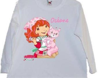 GIRL personalized t-shirt