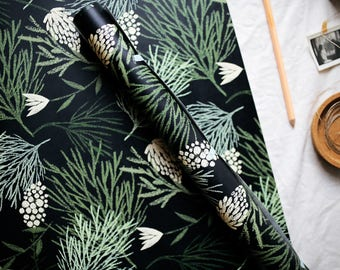 Spring twigs - Wrapping Paper