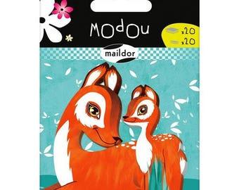 Sticky memo Modou - MOM and Baby Doe - x 40 pcs - new