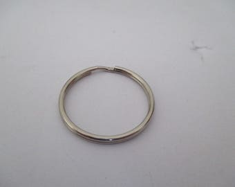 set of 3 rings for key chain