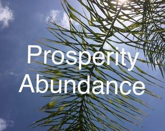 Prosperity Abundance
