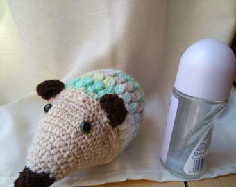 Hedgehog crochet - crochet amigurumi