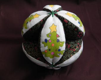 Child's ball Christmas tree